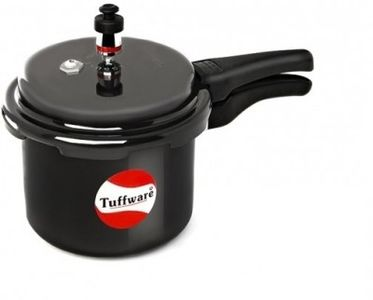 Tuffware HA3O Hard Anodized 3 L Pressure Cooker (Outer Lid) Price in India
