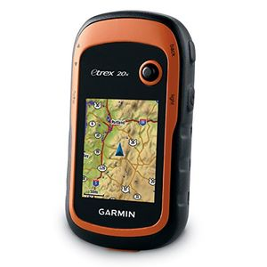 Garmin eTrex 20x GPS Handheld Device Price in India