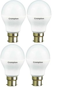 Crompton Greaves 12W LED Bulb (Cool Day Light, Pack of 4) Price in India
