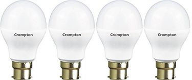Crompton 5WDF B22 5-Watt LED Lamp (Cool Day Light, Pack of 4) Price in India