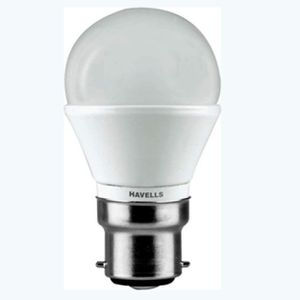 Havells Lumeno 3W Base B22 LED Lamp (Warm White) Price in India