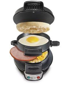 Hamilton Beach 25477 Breakfast Sandwich Maker Price in India