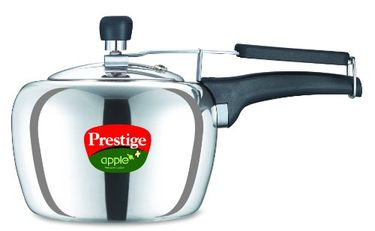 Prestige Apple Plus Aluminium 2 L Pressure Cooker (Induction Bottom,Inner Lid) Price in India
