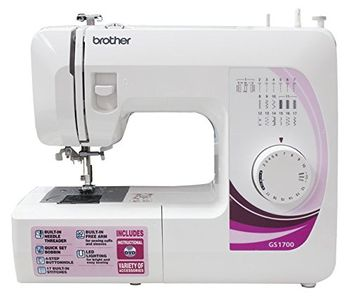 Brother GS-1700 Electric Sewing Machine Price in India
