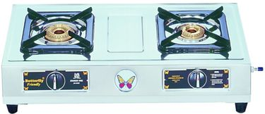 Butterfly Friendly 2 Burner Gas Cooktop Price in India