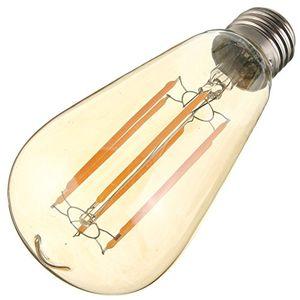 Glitz 4W E27 Filament Vintage LED Bulb Price in India