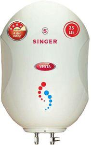 Singer Vesta 25 Litres 3KW Storage Water Geyser Price in India