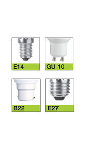Ornate 8 W CFL Bulb (White, Pack Of 3) Price in India