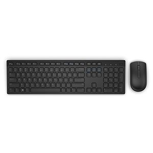 Dell KM636 Wireless Keyboard Mouse Combo Price in India
