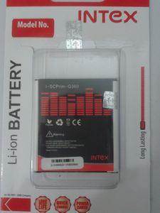 Intex I-SCPrim-G360 2000mAh Battery Price in India