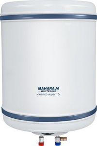Maharaja Whiteline Classico Super 15 Litres Storage Water Geyser Price in India