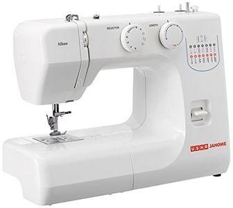 Usha Janome Allure Sewing Machine Price in India