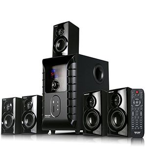 Truvison SE-6055 5.1 Multimedia Speaker System Price in India