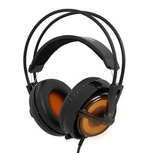 SteelSeries 51141 Siberia V2 Illuminated Headset (Heat Edition) Price in India