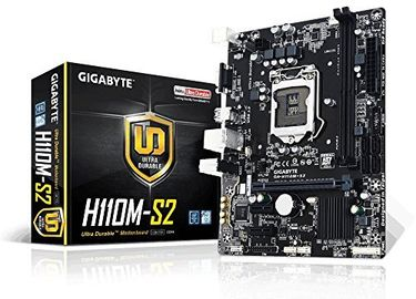 Gigabyte (GA-H110M-S2) DDR4 Motherboard Price in India