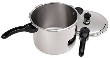 Presto 1362 Stainless Steel 5.7 L Pressure Cooker Price in India