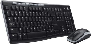 Logitech MK260 Combo Wireless Keyboard Price in India