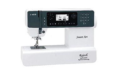 Rajesh C403B Smart Art sewing machine Price in India