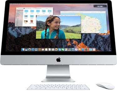 Apple iMac MK142HN/A All In One Desktop Price in India