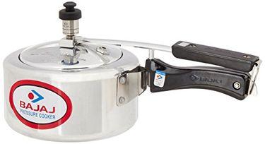 Bajaj Majesty Aluminium 2 L Pressure Cooker (Inner Lid) Price in India