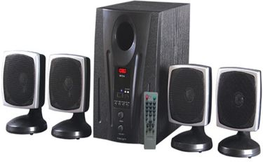 Intex IT 2650 Digi 4.1 Multimedia Speaker Price in India