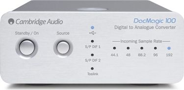 Cambridge Audio Dacmagic 100 24-BIT Digital To Analog Converter Price in India