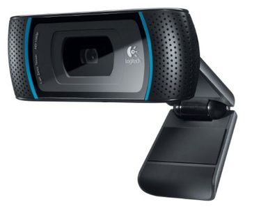 Logitech C910 Webcam Price in India