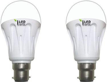 Imperial 9W B22 3572 LED Premium Bulb (White, Pack of 2) Price in India