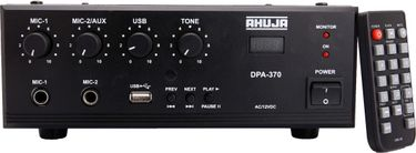 Ahuja DPA-370 30W AV Control Amplifier Price in India