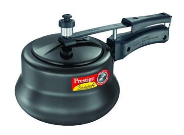 Prestige 20451 Nakshatra Plus Hard Anodised 3 L Pressure Cooker (Inner Lid) Price in India