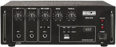Ahuja DPA-570 90W AV Power Amplifier Price in India