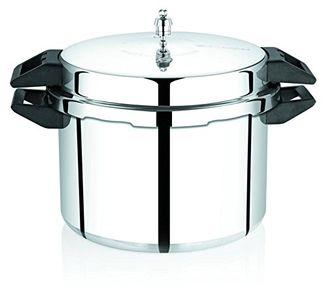 Premier Netraa Aluminium 27 L Pressure Cooker (Outer Lid) Price in India