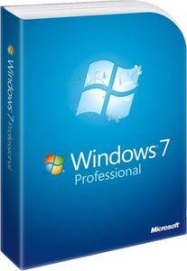 Microsoft Windows 7 Professional 64 Bit Price in India