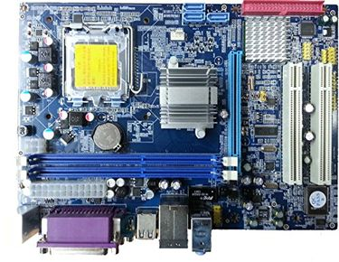 Zebronics Intel G41 (LGA775) Motherboard Price in India