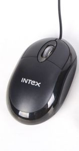 Intex IT-OP14 USB Mouse Price in India