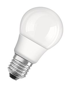 Osram Classic-A E27 4.7W LED Bulb (Frosted White) Price in India