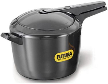 Futura F20 Hard Anodised 7 L Pressure Cooker (Induction Bottom,Inner Lid) Price in India