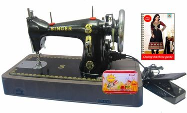 Singer Ladies Use Electric Sewing Machine Price in India