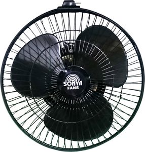 Sonya HS 3 Blade (225mm) Cabin/Wall Fan Price in India