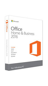 Microsoft Office Home & Business 2016 1Pc (for Windows) Price in India