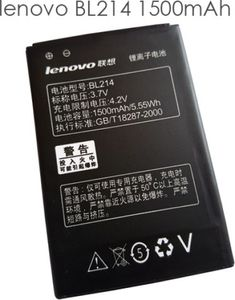 Lenovo BL-214 1500mAh Battery Price in India