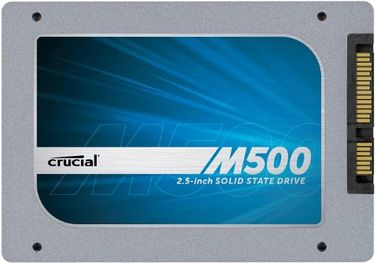 Crucial M500 (CT120M500SSD1) 120GB SATA Internal SSD Price in India