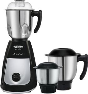 Maharaja Whiteline Joy Turbo 750W Juicer Mixer Grinder (3 Jars) Price in India