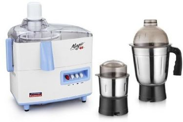 Padmini Essentia Magic 450W Juicer Mixer Grinder (2 Jars) Price in India