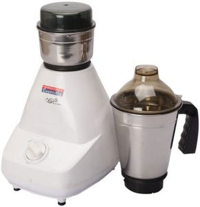 Padmini Essentia Cutee 400W Mixer Grinder (2 Jars) Price in India