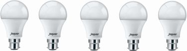 Jaquar 5 W LED Bulb (White, Pack of 5) Price in India