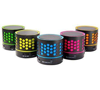 Zebronics Dot Bluetooth Speaker Price in India
