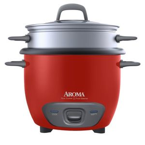 Aroma ARC-747-1NGR 7 Cup Rice Cooker (and Food Steamer) Price in India