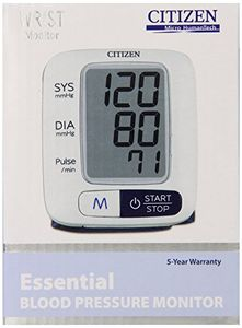 Citizen CH 650 Wrist Full Automatic BP Monitor Price in India