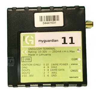Dogma MyGuardian FM1100 GPRS Tracker Price in India